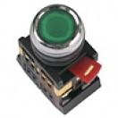Кнопка ABLFS-22 НО/НЗ (желтая) IEK (10)