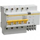 Дифференциальный автомат АД-14 10А, 10мА, 4п IEK (1)