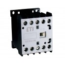 Контактор миниатюрный  CEC 09.01-110V-50/60Hz ЕТІ (4641071)