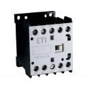 Контактор миниатюрный  CEC 12.01-110V-50/60Hz ЕТІ (4641083)