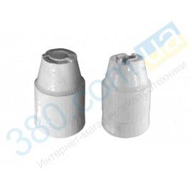 Патрон керамический Е27  НК05 подвесной