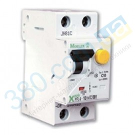 Дифференциальный автомат Moeller/EATON PFL4-16/1N/C/003 (293298)