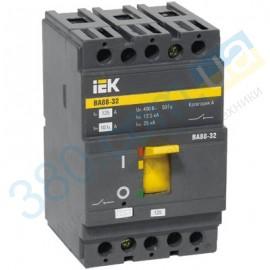 Автоматический выключатель ВА 88-32 3р 63 А IEK (1)