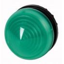 Головка лампы сигнальной зелёная выступающая Moeller/EATON М22-LH-G (216780)