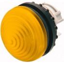 Головка лампы сигнальной жёлтая выступающая Moeller/EATON M22-LH-Y (216781)