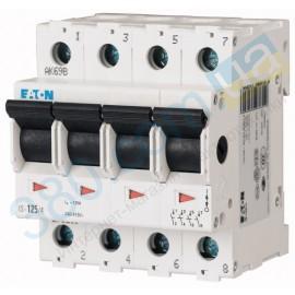 Выключатель нагрузки Moeller/EATON IS-100/4 (276285)