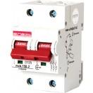 Автоматический выключатель e.industrial.mcb.150.2.D100, 2р, 100A D, 15кА
