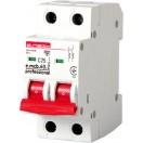 Автоматический выключатель e.mcb.pro.60.2.С20 new, 2р, 20A, С, 6kA