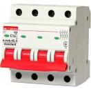 Автоматический выключатель e.mcb.stand.45.4.C10, 4р, 10A, С, 4.5kA