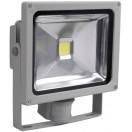 Прожектор СДО 05-30Д (детектор) светодиодный серый SMD IP44 IEK (1)