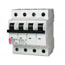 Автоматический выключатель ETIMAT 10  3p+N C 13А 10 kA (2136715)