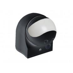 Датчик движения ДД 010 черный 1100Вт, угол обзора 180град., дальность 10м, IP44, IEK (1)