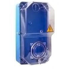 Корпус КДЕ-2 (столб, для электронного счетчика) (2)