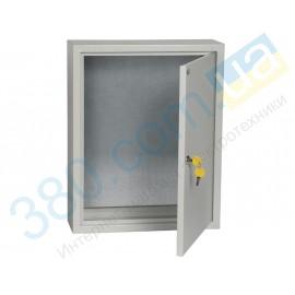 Корпус металлический ЩМП-1-0 36 ІР31 (395х310х220) IEK (1)
