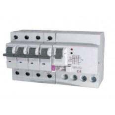 Диф. автомат со встроенной защитой от перенапряжения LIMAT-4 DN 4p С 10/0,1 AC (2056711)