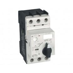 Автомат защиты двигателя ETI  MPE25-10 (4648010)
