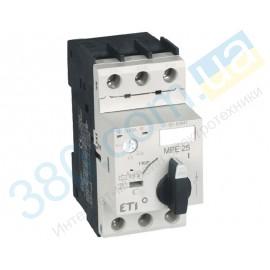 Автомат захисту двигуна ETI MPE25-0,16 (4648001)