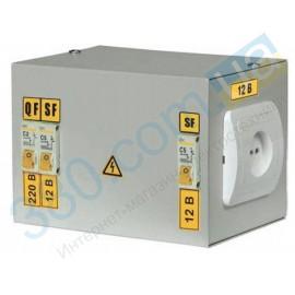 Ящик с понижающим трансформатором ЯТП 0,25 380/24-3 IEK (1)