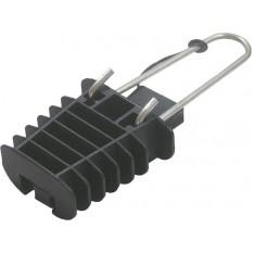 Анкерный изолированный зажим e.i.clamp.pro.la.1 s2 с жесткой скобой Enext