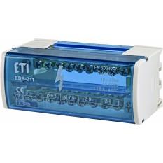 Блок распределительный EDB-211 2P 125A (1102301)