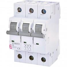 Автоматический выключатель 6  3p D  6A (6kA) (2164512)