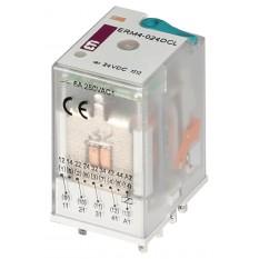 2473007 ERM4-024DCL 4p Реле электромеханическое ETI (Словения)