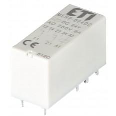 2473032 Реле электромеханическое миниатюрное MER2-024 DC 2p