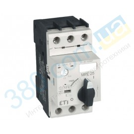 Автомат захисту двигуна ETI MPE25-25 (4648013)