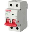 Выключатель нагрузки на DIN-рейку e.is.2.125, 2р, 125А