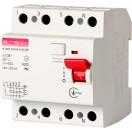 Выключатель дифференциального тока e.rccb.stand.4.25.10, 4p, 25A, 10mA E.Next