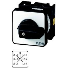 Вольтметр переключатель Moeller/EATON ТО-3-8007/Е (095813)