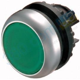 216619 Управляюча головка кнопки зелёная Moeller/EATON M22-DR-G