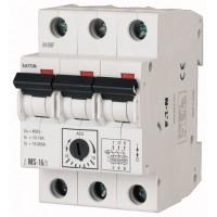 Автомат захисту двигуна EATON Z-MS-6.3/3 (248410)