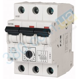 Автомат защиты  двигателя Moeller/EATON Z-MS-40/3 (248414)
