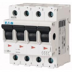 Выключатель нагрузки Moeller/EATON IS-80/4 (276281)