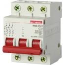 Автоматический выключатель e.mcb.pro.60.3.B40 new, 3р, 40A, B, 6kA