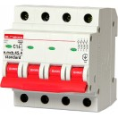 Автоматический выключатель e.mcb.stand.45.4.C20, 4р, 20А, C, 4.5кА