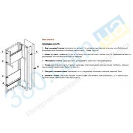 Боковая панель 20.8-36 для КСРМ (к-т 2шт) IEK (1)