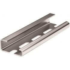 DIN-рейка перфорированная G1F, 32х15х1,5мм, длина 2м ДКС 02125