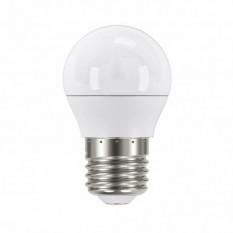 Лампа LED LS CLP40 5.4W/830 CL E27 шар прозрачный OSRAM