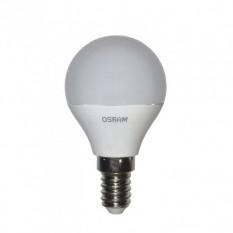 Лампа LED LS CLP40 5.4W/830 CL E14 шар прозрачный OSRAM