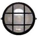 Светильник НПП 1102 белый/круг с решеткой 100Вт IP54 IEK (8)