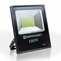 Прожектор светодиодный EVRO LIGHT EV-100-01 100W 180-260V 6400K 8000Lm SMD HM