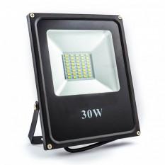 Прожектор світлодіодний EVRO LIGHT EV-30-01 30W 95-265V 6400K 2100Lm SMD