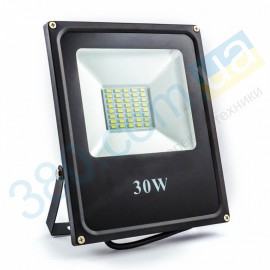 Прожектор EVRO LIGHT ES-30-01 30W 95-265V 6400K 1650Lm  SMD
