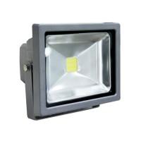 Прожектор FMI 10 LED 100Вт 6500К 8000Лм IP65 DELUX