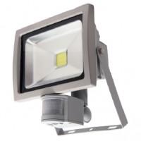 Прожектор FMI 10S LED 20Вт 6500К 1600Лм IP65 с датчиком DELUX
