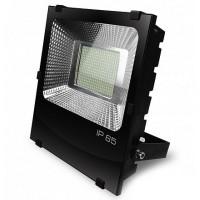 Прожектор черный с радиатором LED SMD 100W 6500К 11000Lm EUROELECTRIC LED-FLR-SMD-100