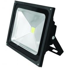 Прожектор черный LED SMD 50W 6500К EUROLAMP LED-FL-50(black)