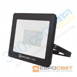 Прожектор светодиодный ЕВРОСВЕТ 100W ES-100-504 BASIC 5500Лм 6400К
